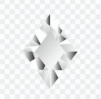 Diamond crystal 5
