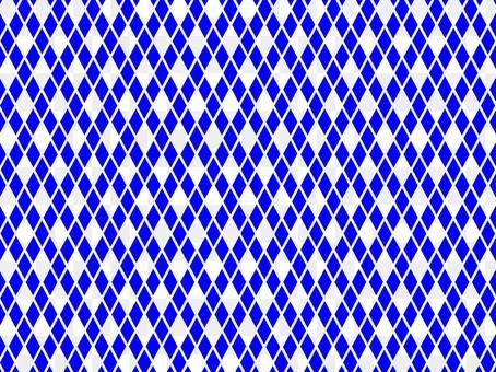 幾何圖案鑽石背景藍色