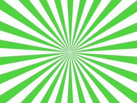 背景輻射徑向綠色綠色