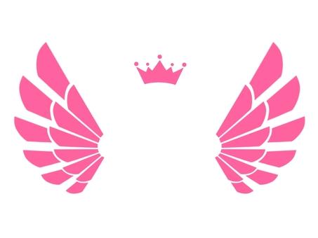 날개와 왕관