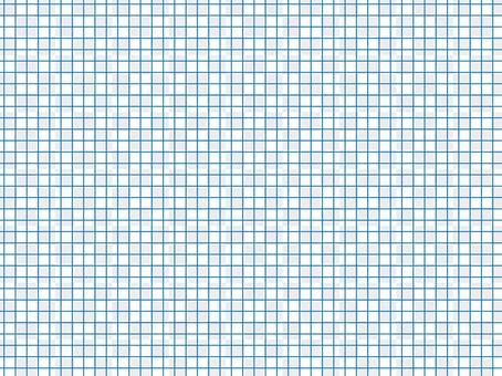 方格紙_藍色