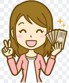 女裝(私人服裝):A_ Money 05 BS