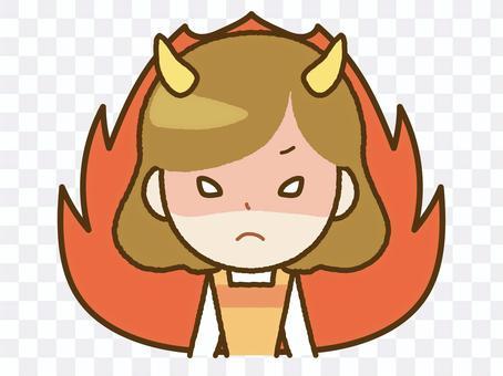 憤怒MAX-惡魔家庭主婦A-25
