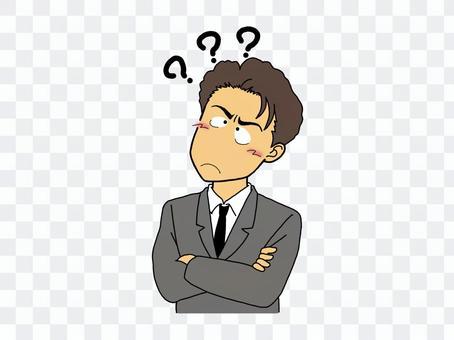 Male - Employee - A - Question