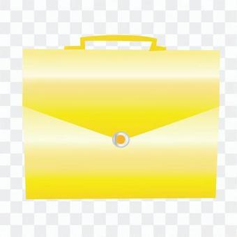 Business bag (yellow)