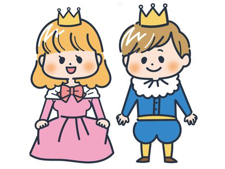 公主和王子
