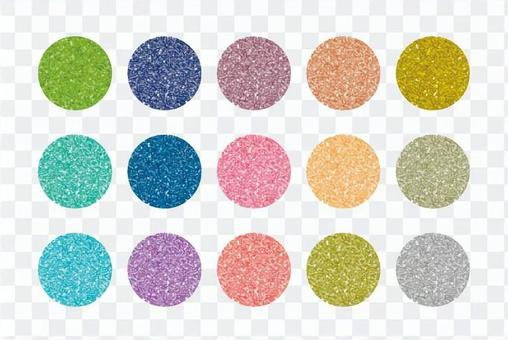 Lame / Glitter / Texture