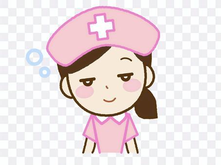 昏昏欲睡的護士A-67