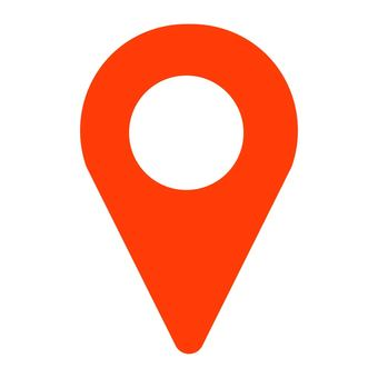 Map pin_rounded