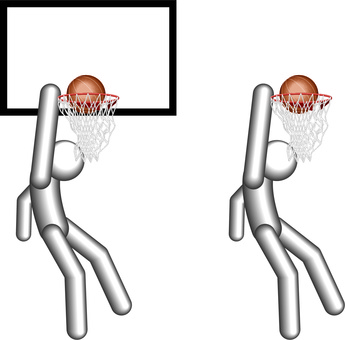 Basketball basketball shoot
