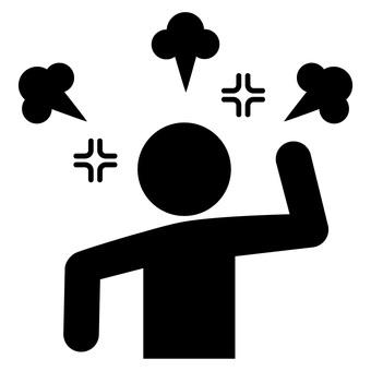 憤怒的象形圖 2