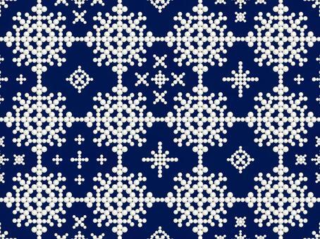Christmas 07 Loopable Blue