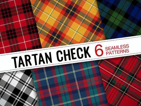 Check pattern set