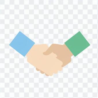手 - 握手