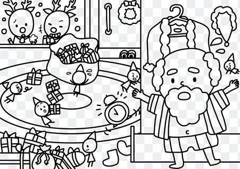 聖誕圖畫書5