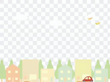 Cityscape drive Mouse parent and child