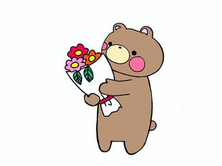 花束和熊2 2