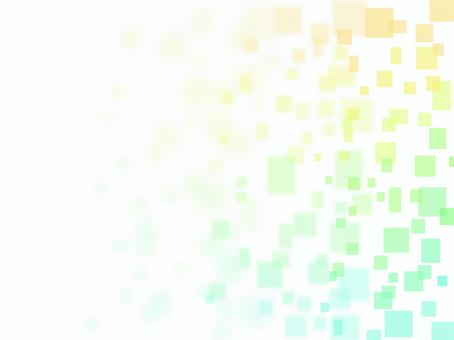 幾何背景黃色漸變