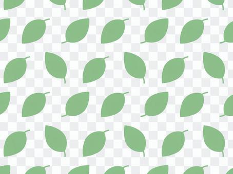 Leaf background · Wallpaper (natural type)