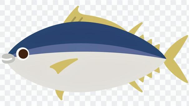 Sea creatures - tuna