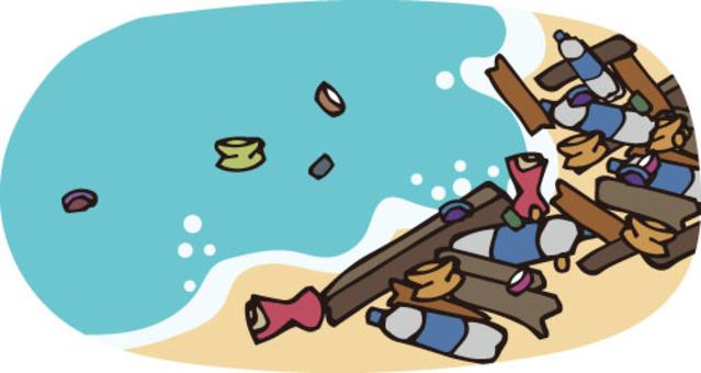 Trash (marine garbage 1)