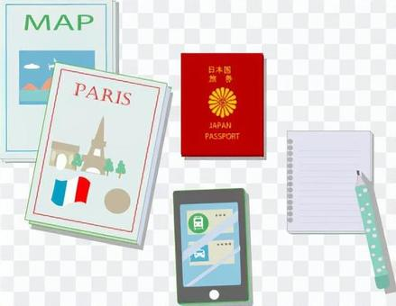 Preparation for overseas travel