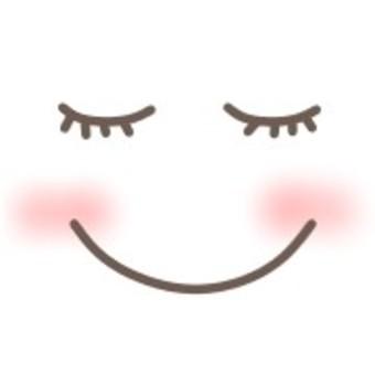 Nico Nico透明簡單的微笑睫毛