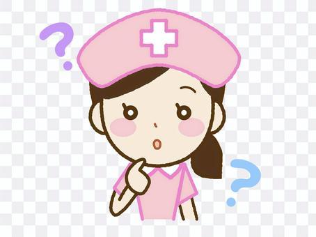 疑惑的護士A-37