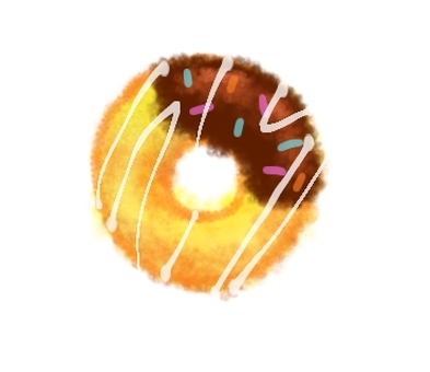 Donut ~ Color Chocolate Cosplay ~