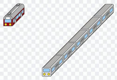 City series train