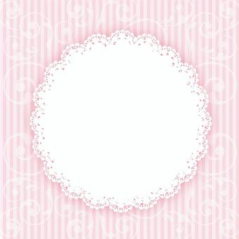 種族_粉紅色_邊框背景2008