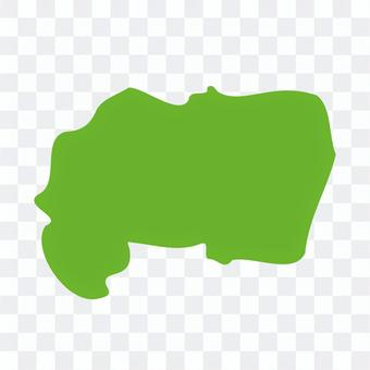東大阪市:地方地図.