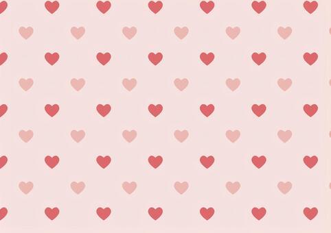 心形图案◆粉红色