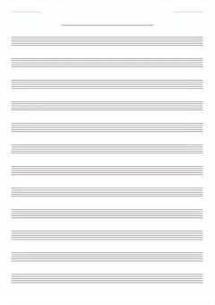 Notation note