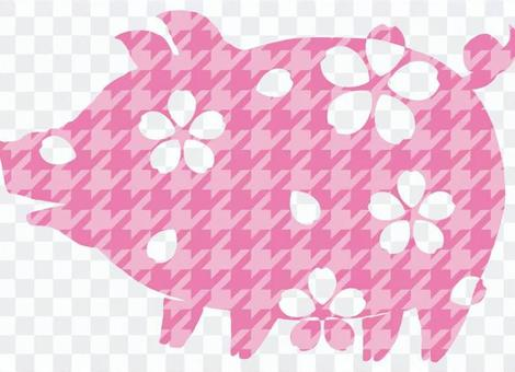 豬肉(櫻花)5