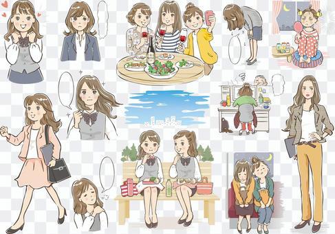 女人營業所