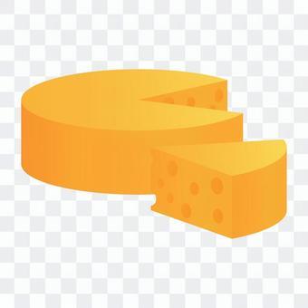 チェダーチーズ ホール