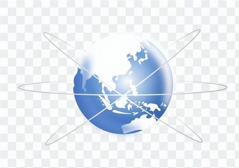 地球和圈子