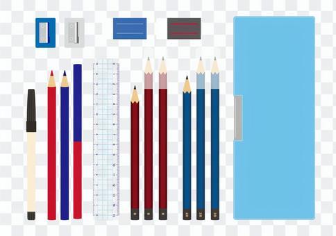 Writing utensil set
