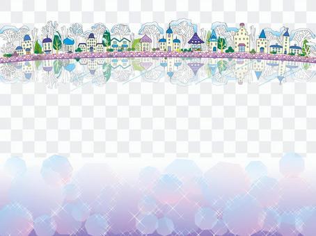 Cityscape _ ice