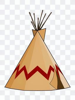 美國原住民Tipi