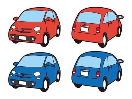 小型車 汽車 外國車 進口車
