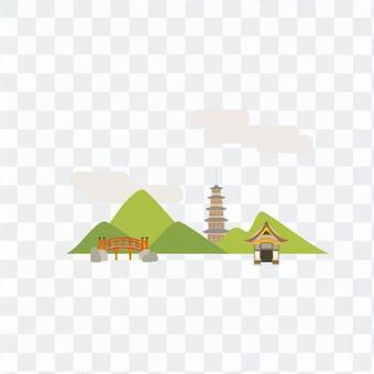 京都的風景