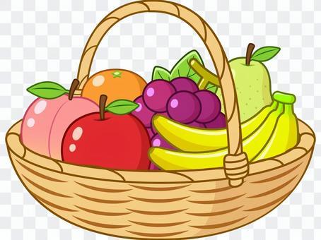 籃素水果3