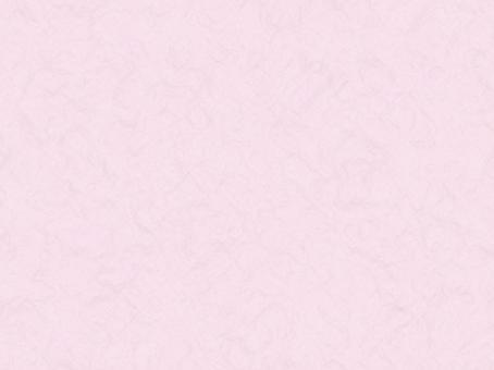日本紙雲流粉紅色