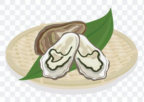 漏勺牡蠣(3個)