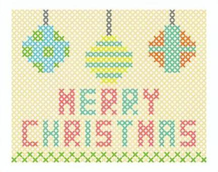 Cross Stitch Christmas 4