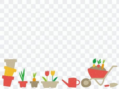 Gardening frame 01