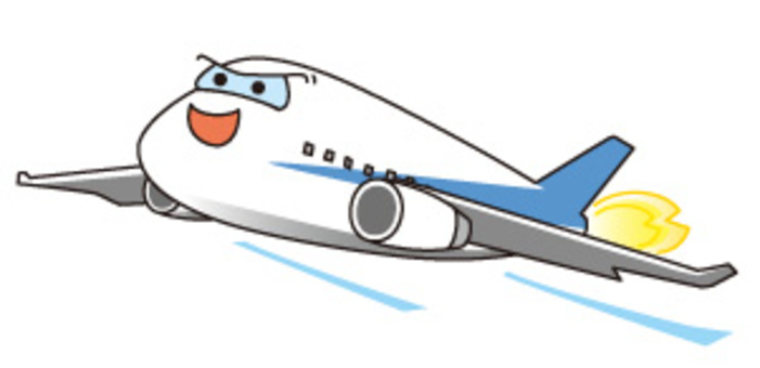 Character Airplane