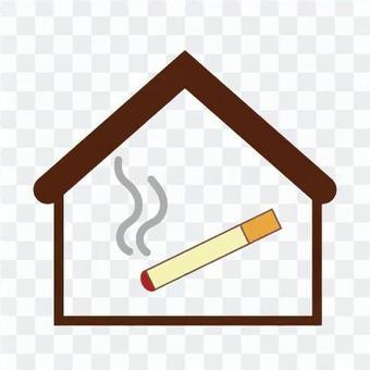 吸煙的圖像